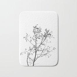 Minimalism Tree Bath Mat
