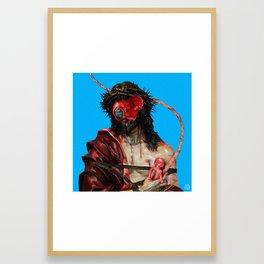 Immaculate Terminus Framed Art Print
