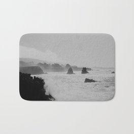 Misty Cliffs of the Soul Bath Mat