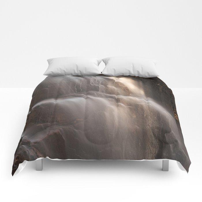 Hadlock Sunbeam Falls Comforters