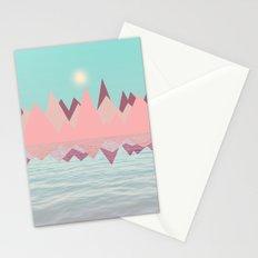 Spring Landscape II Stationery Cards