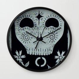 Acceptance (Black) Wall Clock