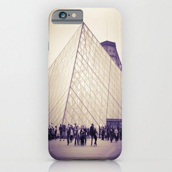 The Purple Pyramid iPhone & iPod Case