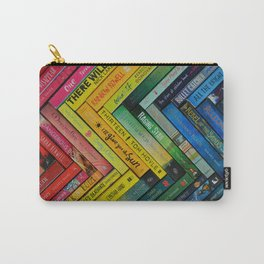 Rainbow Books Carry-All Pouch