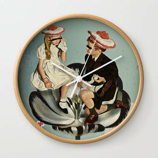 Home Nursing Wall Clock