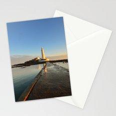 St Marys Lighthouse Stationery Cards