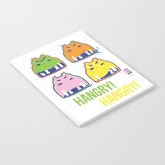 Hangry hangry Notebook