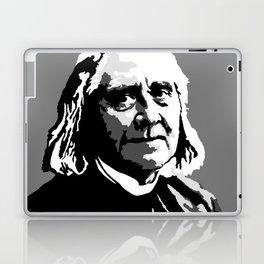 Franz Liszt (1811-1886) in 1886 (digital 1) Laptop & iPad Skin