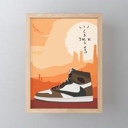 Travis Jordan 1 Scott Poster Framed Mini Art Print