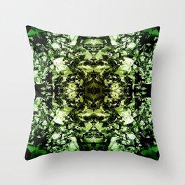 Kaleidoscope2 Throw Pillow