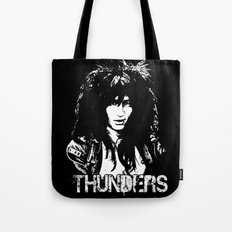 Johnny Thunders Tote Bag