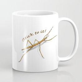 Stick to It! Walking stick Coffee Mug