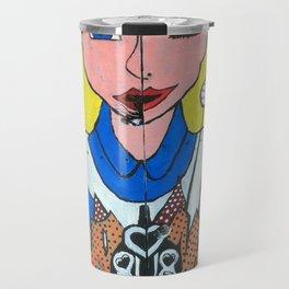 Alice Bang Travel Mug