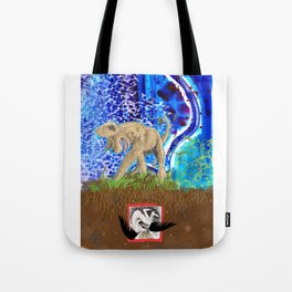 Digging Up the Girl, Growing the Girl Tote Bag