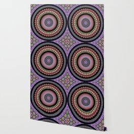 Flower mandala 42 Wallpaper
