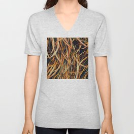 Ends of Feathers Unisex V-Neck