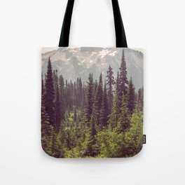 Faraway - Wilderness Nature Photography Tote Bag