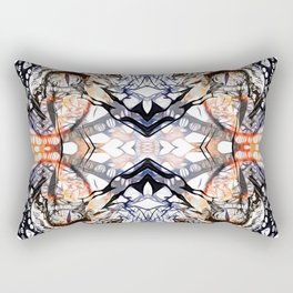 CatFishEye Quad Rectangular Pillow