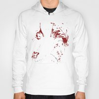 spawn Hoodies featuring Spawn by Timothy Wood