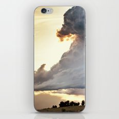 Shadow of Uncertainty iPhone & iPod Skin