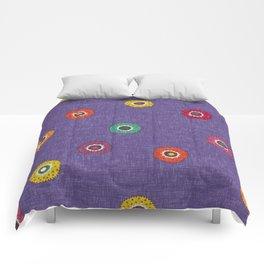 merkez violet Comforters