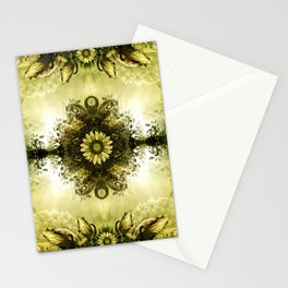 """(Victorian) Catch"" Stationery Cards"