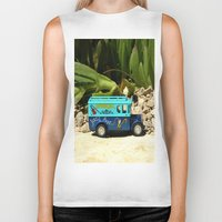 bar Biker Tanks featuring Jazz bar by Bitifoto