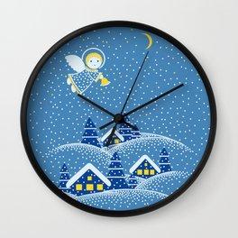 MAGIC ANGEL Wall Clock