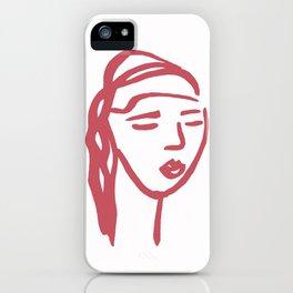 Zarah iPhone Case