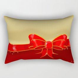 Matalic Cleff Rectangular Pillow