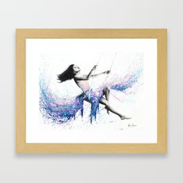 An Afternoon Dream Framed Art Print