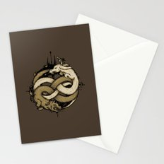 NEVERENDING FIGHT Stationery Cards