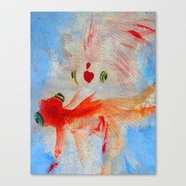 Dance #Society6 #decor #buyart Canvas Print