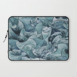 Call the Waves Laptop Sleeve