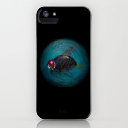 Dead Fly iPhone Case