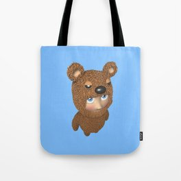 Furry baby Tote Bag