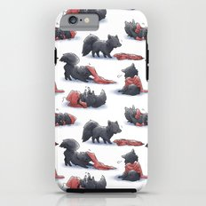 Wolf & Hoodie iPhone 6 Tough Case