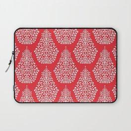 SPIRIT red white Laptop Sleeve