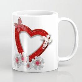 Love is like butterfly Coffee Mug