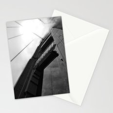 View from the Golden Gate Bridge in San Francisco USA - TRAVEL 2 Stationery Cards