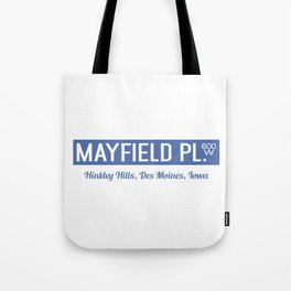 Mayfield Place, Hinkley Hills Tote Bag