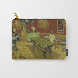 Le café de nuit (The Night Café) by Vincent van Gogh (1888) Carry-All Pouch