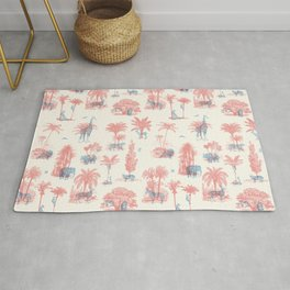 Where they Belong - Pastel Colors Rug