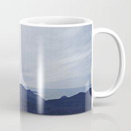 Mountain Blues Coffee Mug