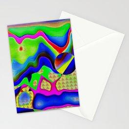 Alpina Abstracta Stationery Cards