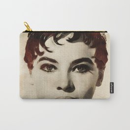 Leslie Caron Carry-All Pouch