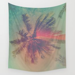 NEON SUMMER Wall Tapestry