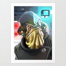 SW#77 Art Print