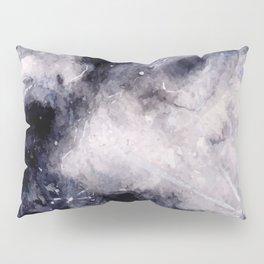 Watercolor moon Pillow Sham