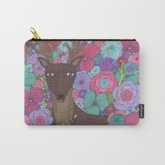 The Wise Stag Carry-All Pouch